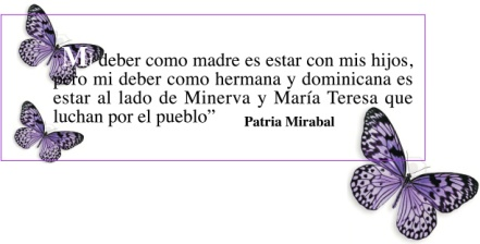 Patria mirabal mess