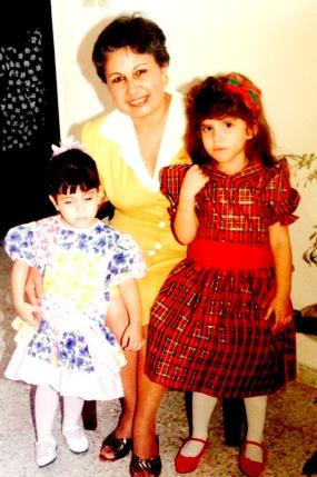 Nuestra última Navidad con Mary. 1990, Sto. Dgo.