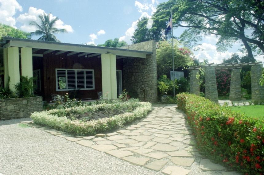 Casa/Museo Hermanas Mirabal