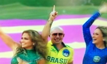 Estreno canción oficial FIFA 2014