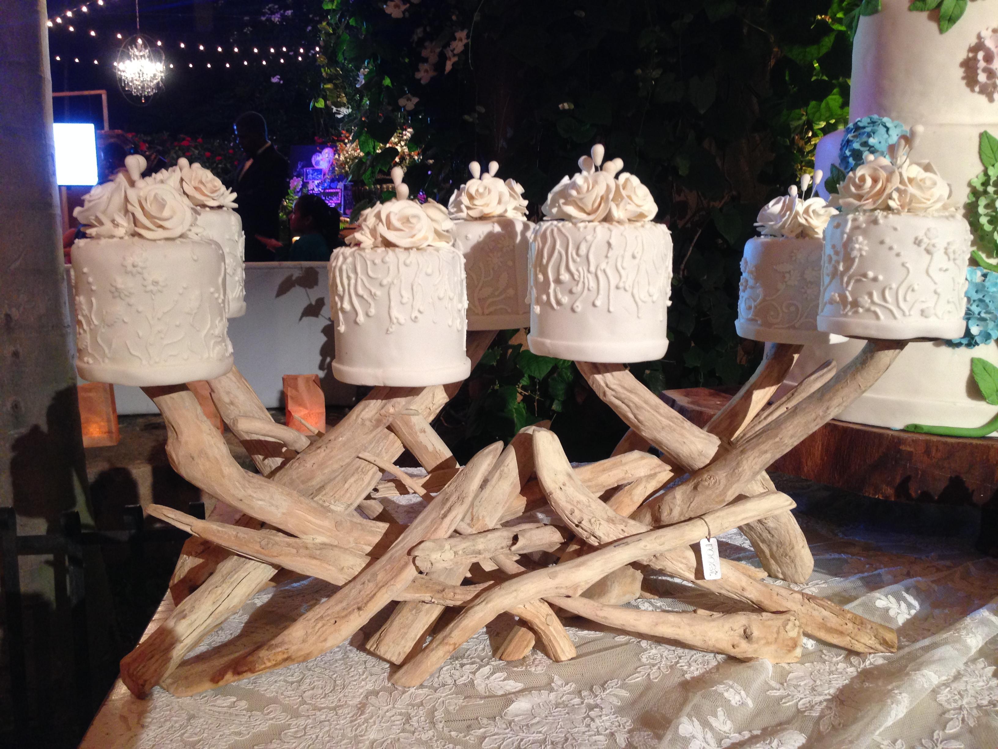 decoracin mesa de bodas bizcocho de bodas