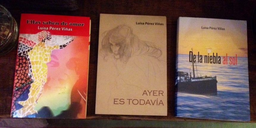 Libros Luisa Pérez