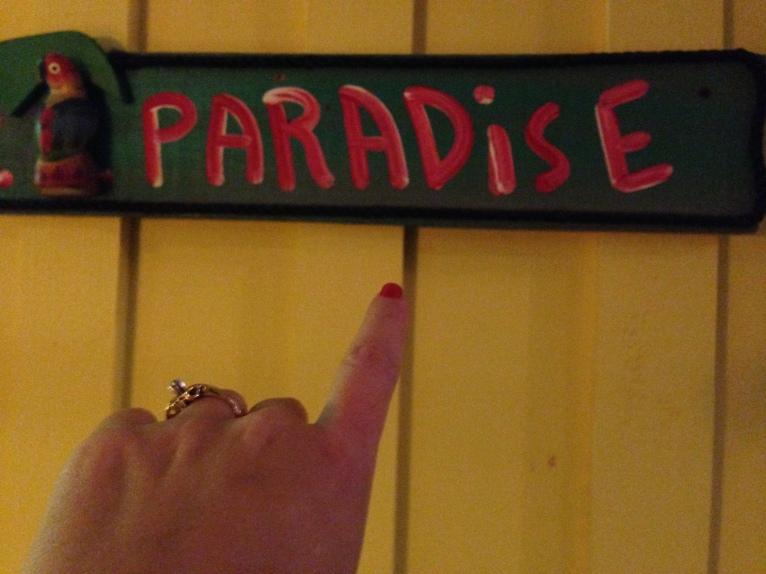 Paraíso, Pilot House. Key Largo