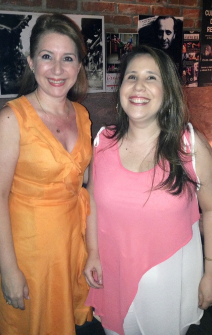 Mi encuentro con Patricia Vlieg en Casa de Teatro