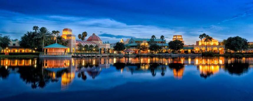 Disneys Coronado Resort en Lake Buena Vista