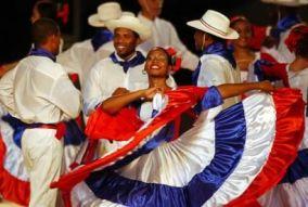 Bailarina dominicana