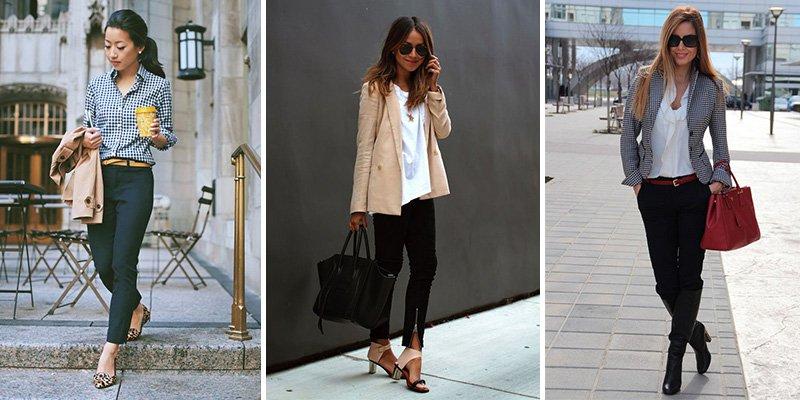 Outfits para trabajar