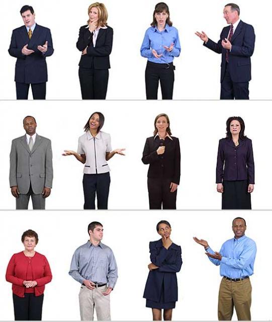Varios profesores