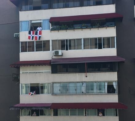 Vecinos de apartamento