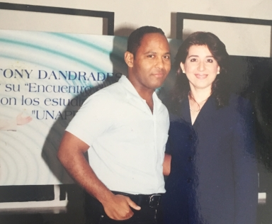 Tony Dandrades
